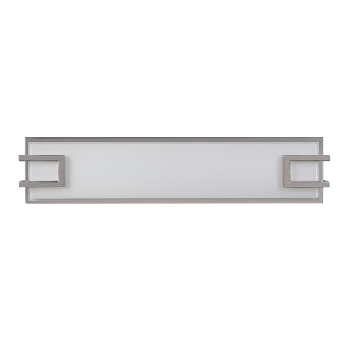 Craftmade Lighting Craftmade Soho Polished Nickel Sconce 13920PLN-LED