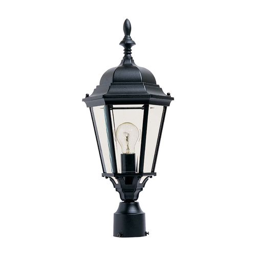 Maxim Lighting Maxim Lighting Westlake Black Post Light 1005BK
