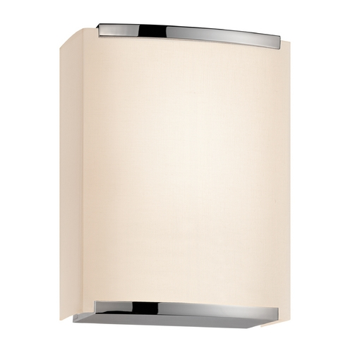 Sonneman Lighting Modern Sconce Wall Light in Polished Chrome Finish 4417.01