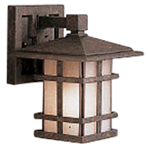 Kichler Lighting Kichler 8-1/2-Inch Outdoor Wall Light 9128AGZ