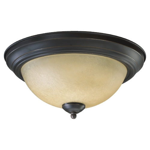 Quorum Lighting Quorum Lighting Old World Flushmount Light 3073-13-95