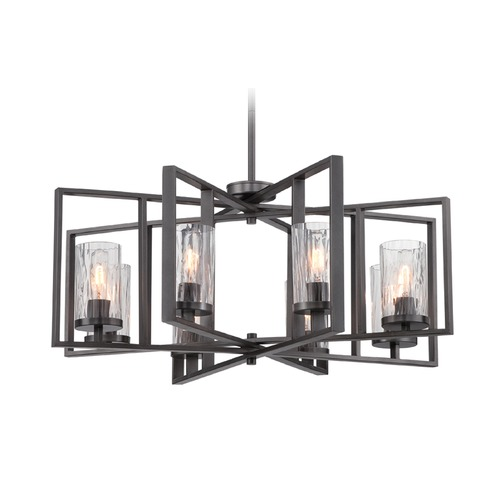 Designers Fountain Lighting Designers Fountain Elements Charcoal Chandelier 86588-CHA