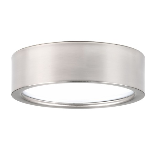 Progress Lighting Progress Lighting Portal Brushed Nickel LED Flushmount Light P3631-0930K9