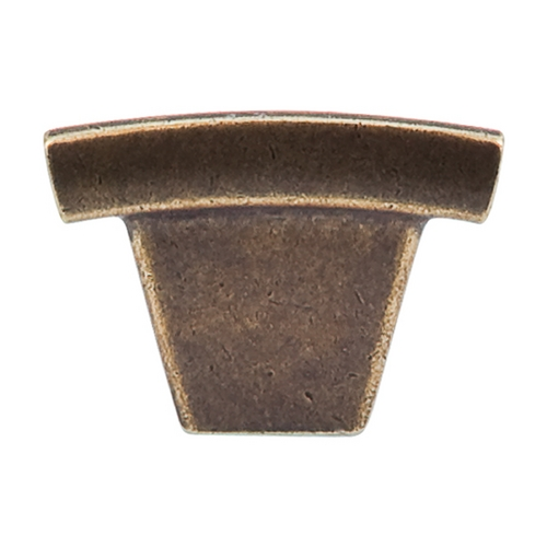 Top Knobs Hardware Modern Cabinet Knob in German Bronze Finish TK1GBZ