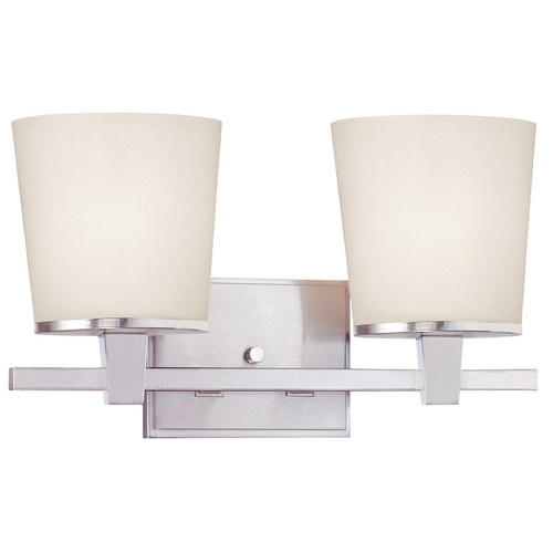 Dolan Designs Lighting Two-Light Bathroom Vanity Light 3782-09
