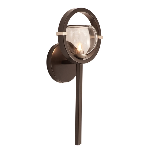 Kalco Lighting Kalco Lighting Lunaire Old Bronze Sconce 6300OB-1