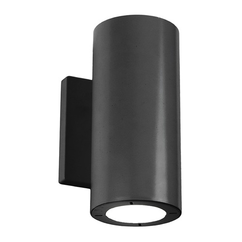 Modern Forms by WAC Lighting Vessel LED Up and Down Wall Light WS-W9102-BK