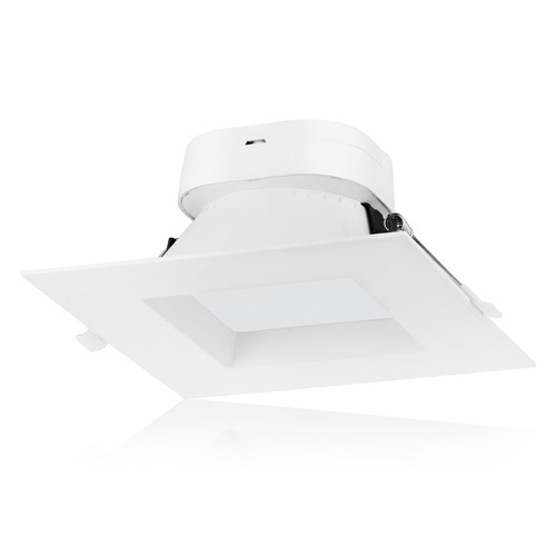 Satco Lighting Satco Lighting White LED Recessed Can Light S11705