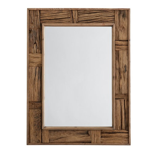 Capital Lighting Capital Lighting Independent 41x31 Reclaimed Railroad Ties Mirror 740702MM