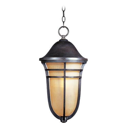 Maxim Lighting Maxim Lighting Westport Vx Artesian Bronze Outdoor Hanging Light 40107MCAT