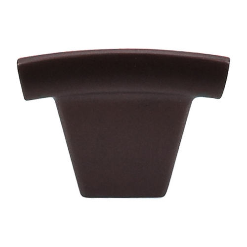 Top Knobs Hardware Modern Cabinet Knob in Oil Rubbed Bronze Finish TK1ORB