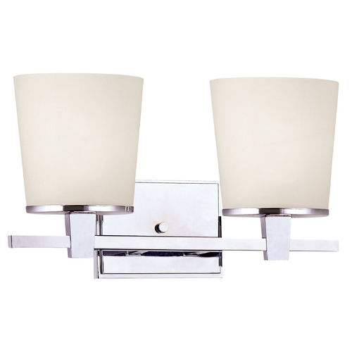 Dolan Designs Lighting Two-Light Bathroom Vanity Light 3782-26