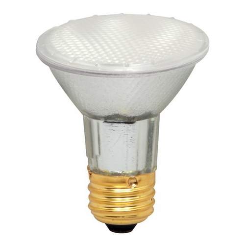 Satco Lighting 39-Watt PAR20 Halogen Flood Light Bulb S4130