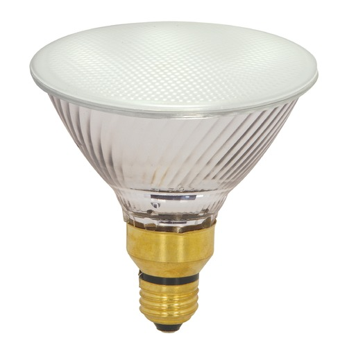 Satco Lighting Halogen PAR38 Light Bulb Medium Base 2900K Dimmable S4211
