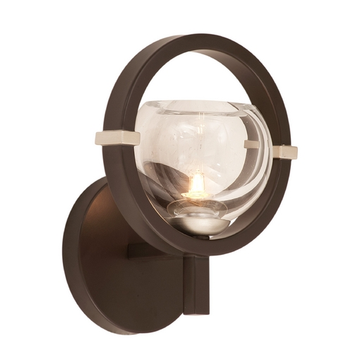 Kalco Lighting Kalco Lighting Lunaire Old Bronze Sconce 6301OB-1
