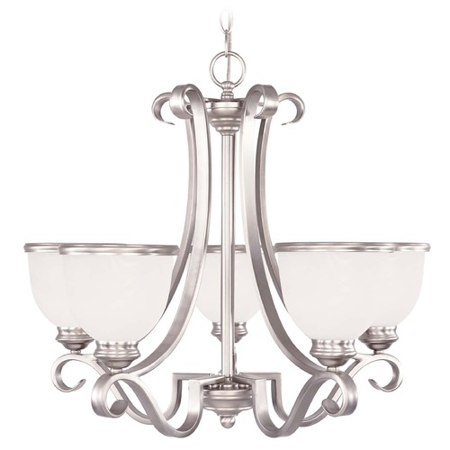 Savoy House Savoy House Pewter Chandelier 1-5775-5-69