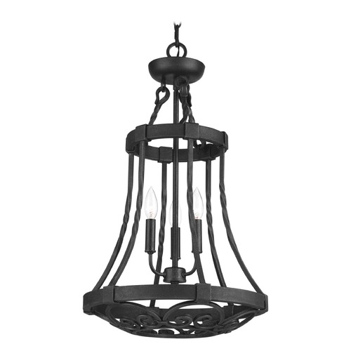 Progress Lighting Progress Lighting Enclave Gilded Iron Pendant Light P3692-71