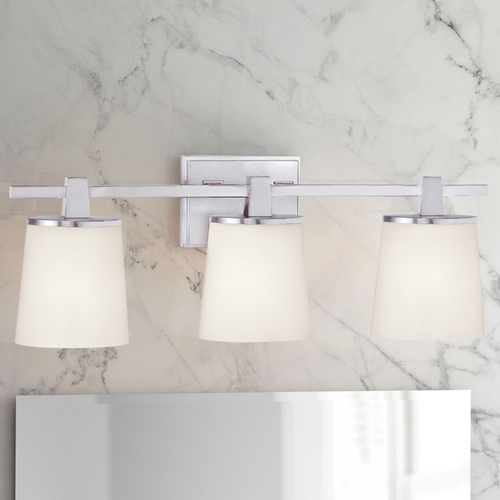 Dolan Designs Lighting Three-Light Bathroom Vanity Light 3783-09
