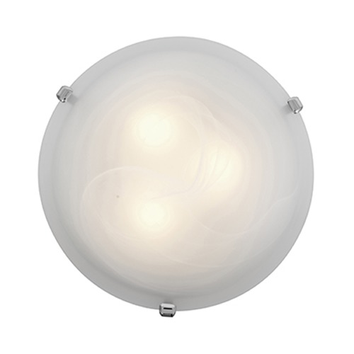Access Lighting Access Lighting Mona Chrome LED Flushmount Light 23019LEDD-CH/ALB