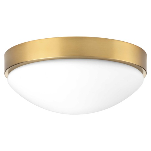Progress Lighting Progress Lighting Elevate Brushed Bronze LED Flushmount Light 3000K 670LM P350105-109-30