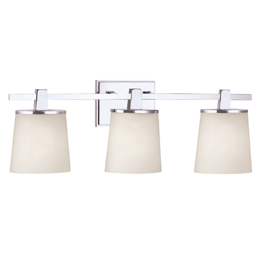 Dolan Designs Lighting Three-Light Bathroom Vanity Light 3783-26