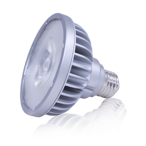 Soraa 18.5W Medium Base LED Bulb PAR30 Flood 36 Degree Beam Spread 930LM 2700K Dimmable SP30S-18-36D-927-03