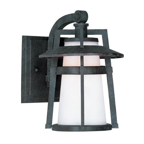 Maxim Lighting Maxim Lighting Calistoga LED Adobe LED Outdoor Wall Light 88532SWAE