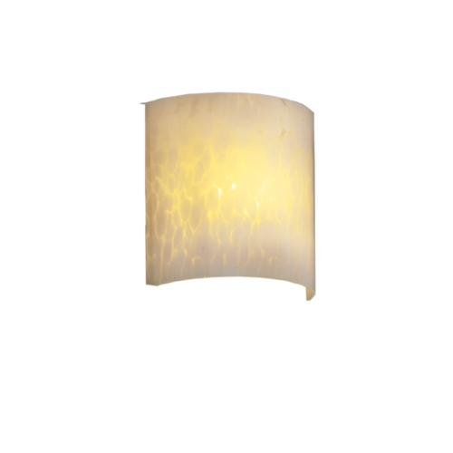 Justice Design Group Justice Design Group Fusion Collection Sconce FSN-5560-DROP-DBRZ