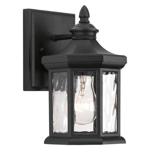 Progress Lighting Progress Lighting Edition Black Outdoor Wall Light P6070-31