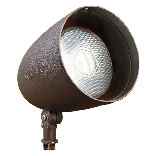 Dabmar Lighting Bronze Cast Aluminum Directional Spot Light DPR38-BZ