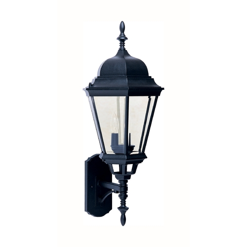 Maxim Lighting Maxim Lighting Westlake Black Outdoor Wall Light 1006BK