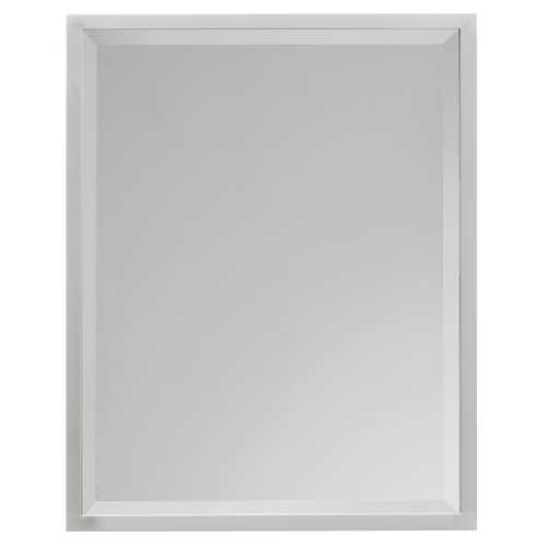 Feiss Lighting Halstad Rectangle 24-Inch Mirror MR1093CH
