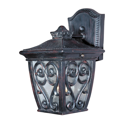 Maxim Lighting Maxim Lighting Newbury Vx Oriental Bronze Outdoor Wall Light 40122CDOB