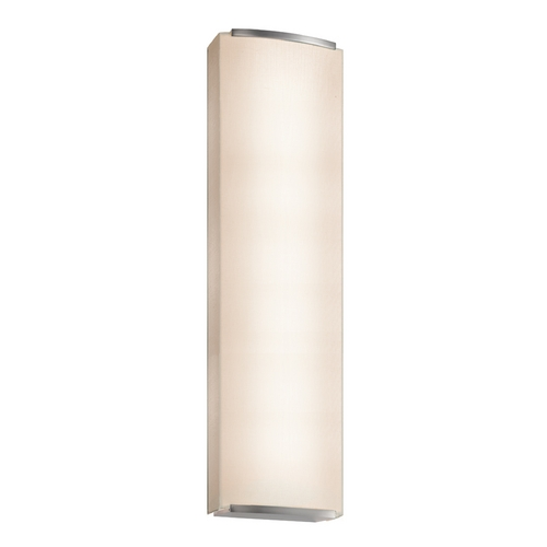Sonneman Lighting Modern Sconce Wall Light in Satin Nickel Finish 4419.13