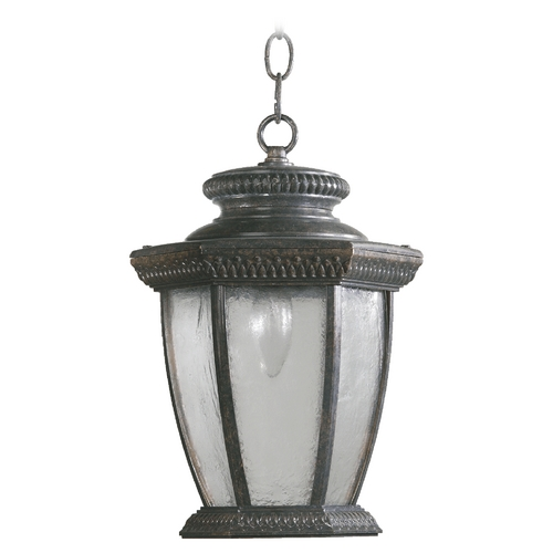 Quorum Lighting Quorum Lighting Baltic Granite Outdoor Hanging Light 7805-45