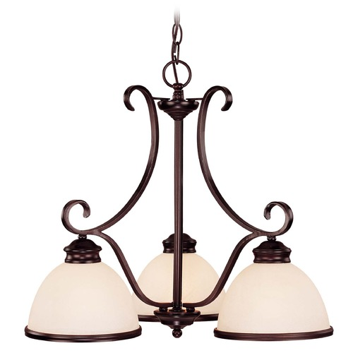Savoy House Savoy House English Bronze Chandelier 1-5777-3-13