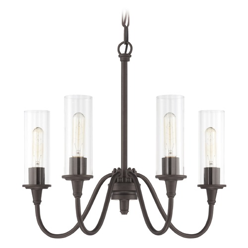 Jeremiah Lighting Jeremiah Lighting Modina Espresso Mini-Chandelier 38024-ESP