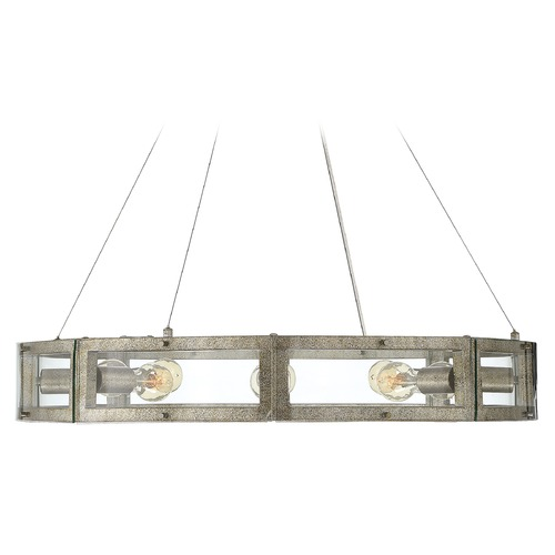 Savoy House Savoy House Lighting Harding Gold Dust Pendant Light with Drum Shade 7-0101-8-122