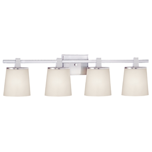 Dolan Designs Lighting Four-Light Bathroom Vanity Light 3784-09