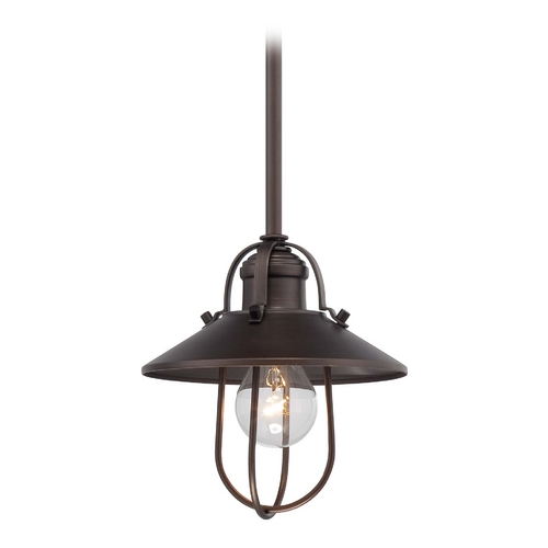 Minka Lighting Mini-Pendant Light 2250-647