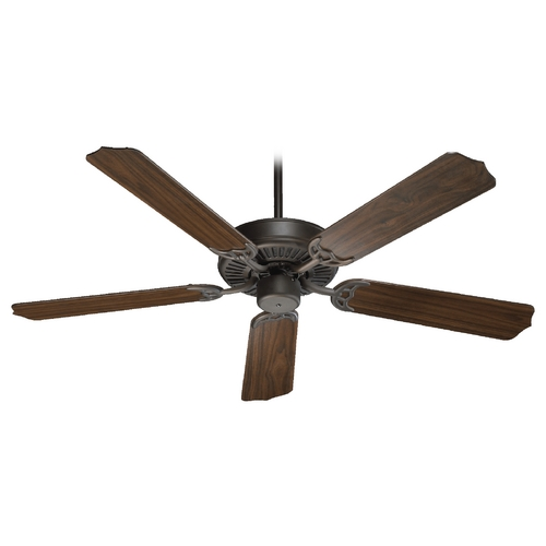 Quorum Lighting Quorum Lighting Capri I Oiled Bronze Ceiling Fan Without Light 77525-86