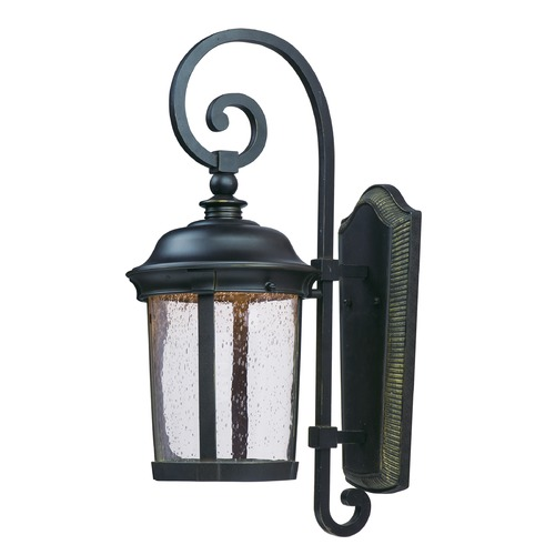 Maxim Lighting Maxim Lighting Dover LED Bronze LED Outdoor Wall Light 55024CDBZ