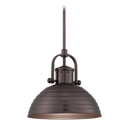 Minka Lavery Pendant Light in Harvard Court Bronze Finish 2247-281