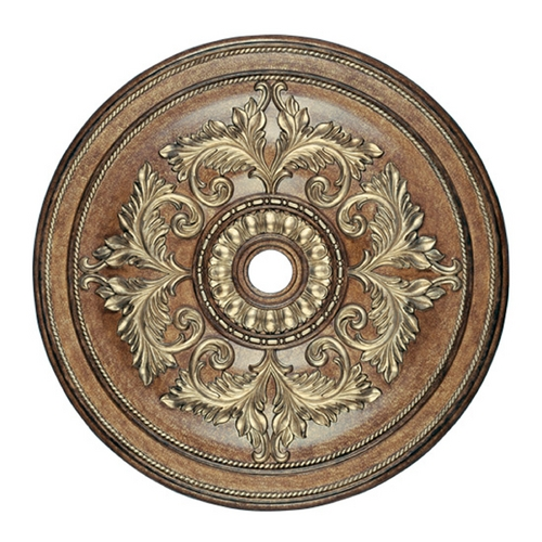 Livex Lighting Livex Lighting Venetian Patina Ceiling Medallion 8228-57