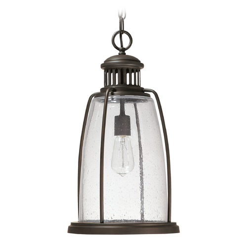 Capital Lighting Capital Lighting Harbour Old Bronze Outdoor Hanging Light 9636OB