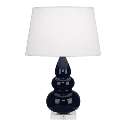 Robert Abbey Lighting Robert Abbey Small Triple Gourd Table Lamp MB33X