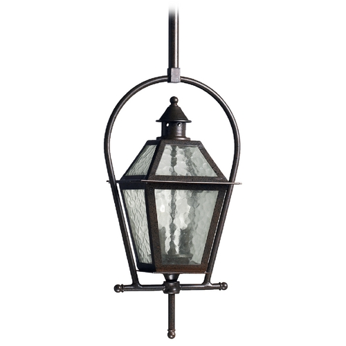 Quorum Lighting Quorum Lighting Bourbon Street Oiled Bronze Outdoor Hanging Light 7920-2-86