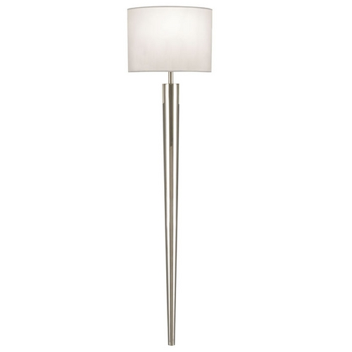 Fine Art Lamps Fine Art Lamps Grosvenor Square Polished Nickel Sconce 845450ST