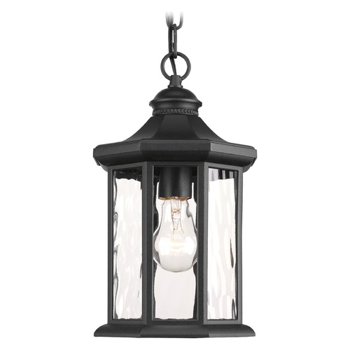Progress Lighting Progress Lighting Edition Black Outdoor Hanging Light P6529-31