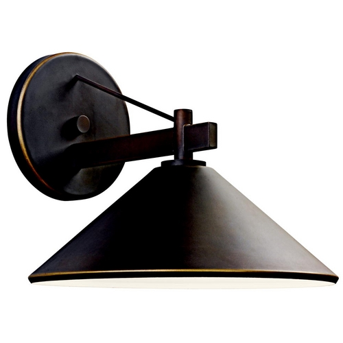 Kichler Lighting Kichler Outdoor Wall Light in Olde Bronze Finish 49061OZ